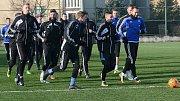 Fotbalisté Sigmy zahájili zimní přípravu