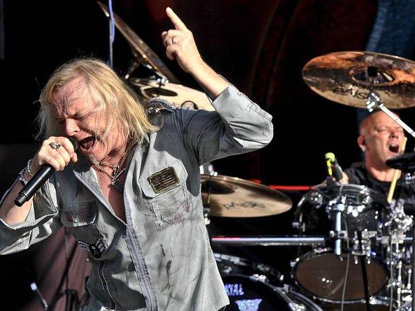 Bristká rocková legenda Uriah Heep na koncertu vroce 2012