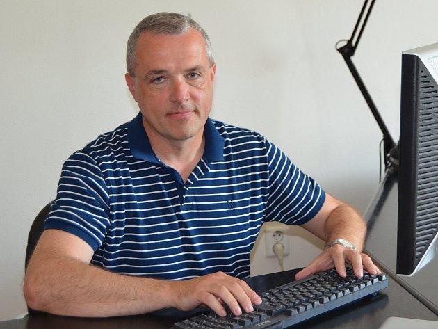 Primář infekčního oddělení prostějovské nemocnice Zdeněk Prokeš