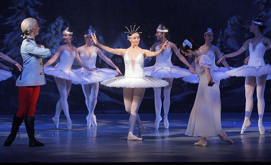 Balet Louskáček v Moravském divadle