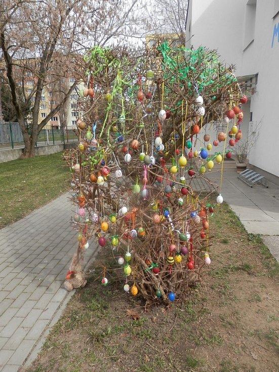 Kraslicovník MŠ Holečkova v Olomouci