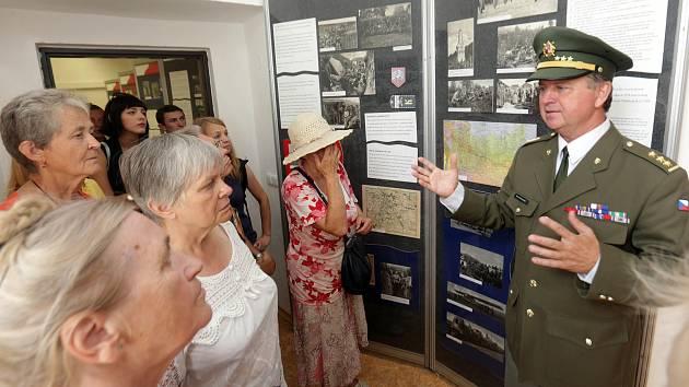 Členové spolku volyňských Čechů z ukrajinského Žytomyru navštívili Olomouc.