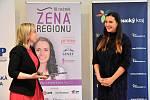 Vyhlášení Ženy regionu za Olomoucký kraj, 8. 10. 2019