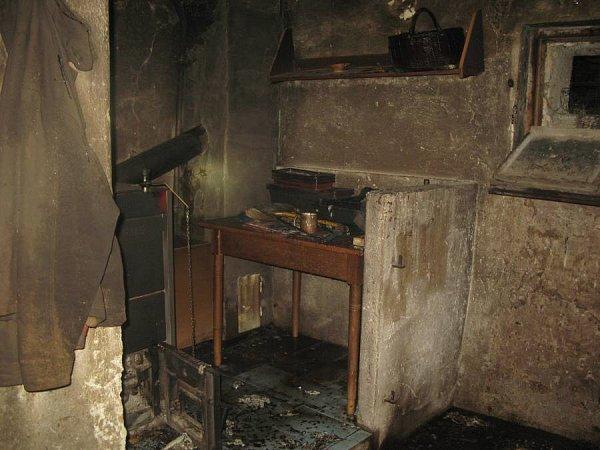 Požár kotelny vUnčovicích