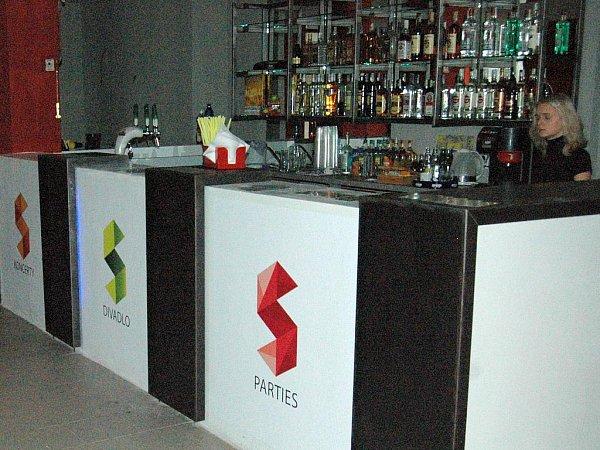 Bar klubu S-Cube vOlomouci