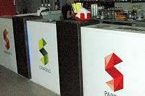 Bar klubu S-Cube v Olomouci