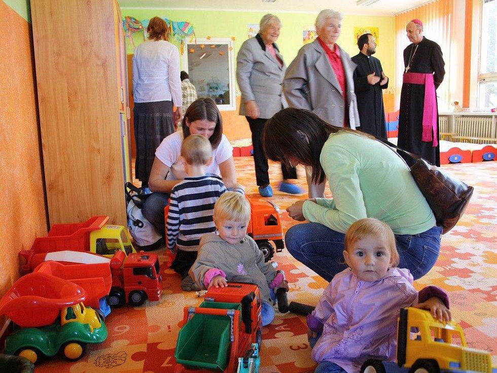Církevní školka v Litovli