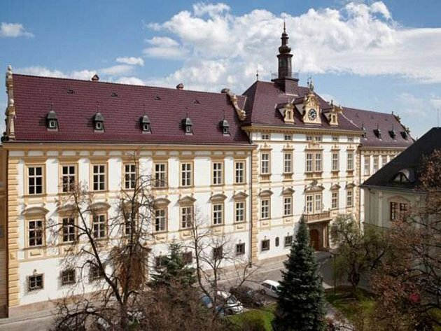 Arcibiskupský palác vOlomouci