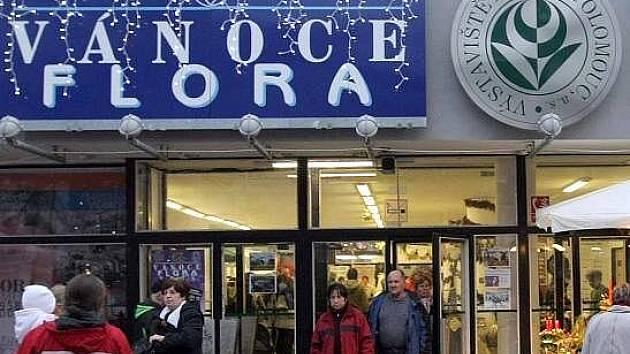 Vánoční trhy na Floře. Ilustrační foto.
