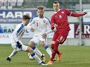 Česko vs. Srbsko, kvalifikace na Euro U17 v Olomouci: