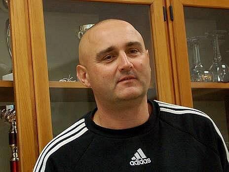 Vedoucí sportovních tříd Pavel Tököly