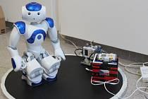 Robotika jako jedno z témat konference v BEA centru v Olomouci