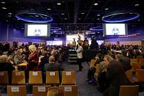 Kongres v Olomouci. Ilustrační foto