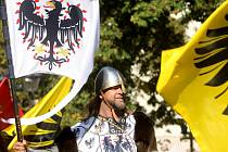 Svatováclavské slavnosti. Ilustrační foto