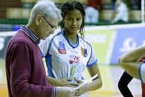 Miroslav Čada a Melissa Vargasová