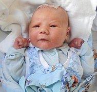 Jakub Ošťádal, Olomouc narozen 14. srpna v Olomouci míra 51 cm, váha 3510 g