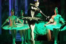 Balet Spící krasavice v Moravském divadle Olomouc