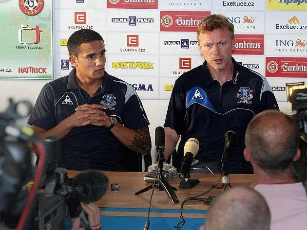 Trenér Evertonu David Moyes aneb říkejte mi Dr. House