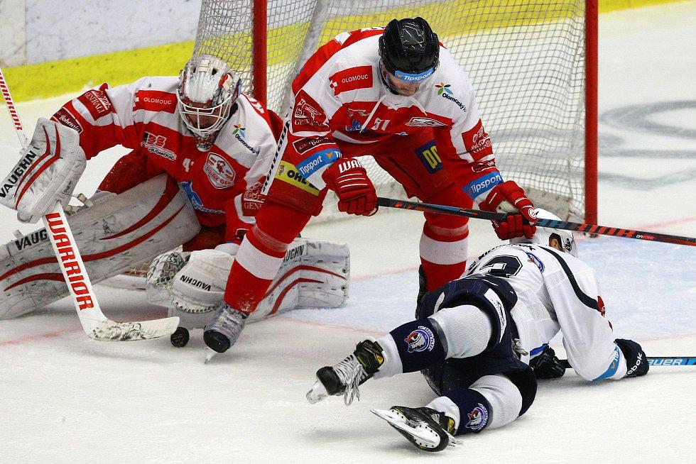 HC Škoda Plzeň vs HC Olomouc. Páté čtvrtfinále