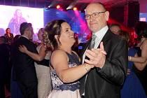 Ples Olomouckého kraje 2019 v NH hotelu v Olomouci