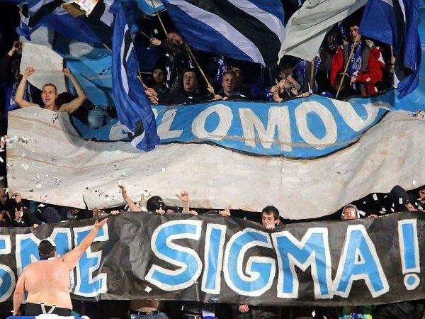 Fanoušci Sigmy. Ilustrační foto