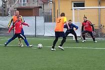 Zimní turnaj ve Slavoníně