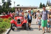 XIX. ročník Hanáckého okruhu, soutěže historických automobilů a motocyklů vyrobených do roku 1939.