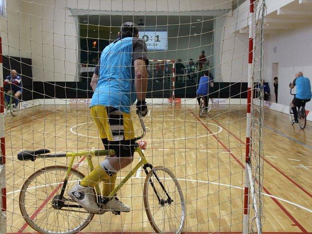 Velká cena Olomouce v kolové ve sportovně-společenském sále ARX
