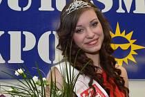 Miss Haná 2013 Nicol Jiříčková z Uherského Brodu