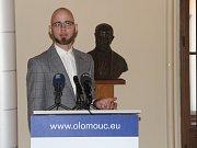 Tvůrce aplikace Moje Olomouc Lukáš Novák