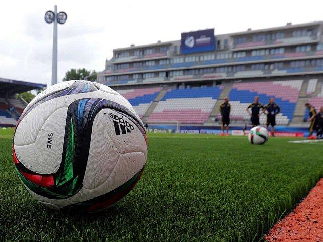 Andrův stadion v Olomouci hostí kvalifikační turnaj na Euro U17