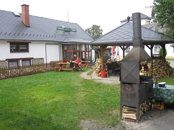 Restaurace UMrázků, Velké Losinyt