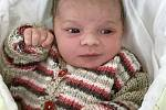 Matěj Pikart, Bystročice, narozen 22. července, váha 3730 g