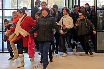 Otevření obchodní galerie Šantovka v Olomouci