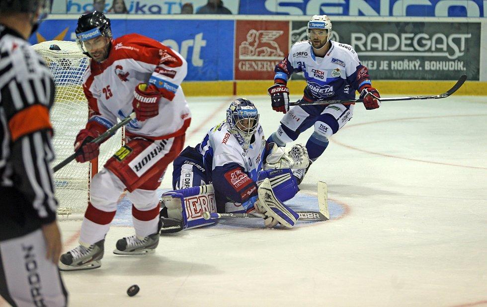 HC Olomouc vs. Kometa Brno