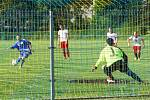FK Šternberk proti FK Slavoj Kojetín - Tomáš Hlaváček, Michal Gajdoš