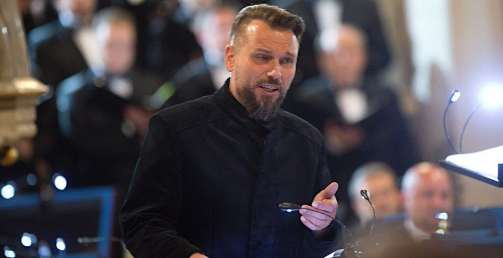 Baryton Jiří Přibyl