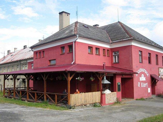 Restaurace UKláry Bludov