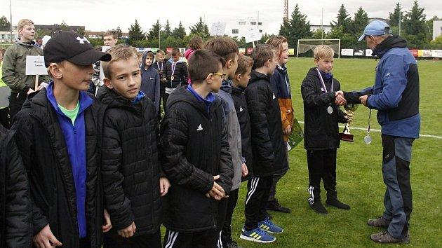 Krajské finále McDonald's Cupu 2019 v Olomouci