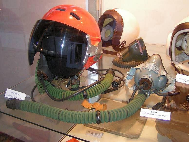 Ukázka letecké výstroje