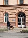 Policie evakuuje vrchní soud, kde měl padnou rozsudek v metanolové aféře