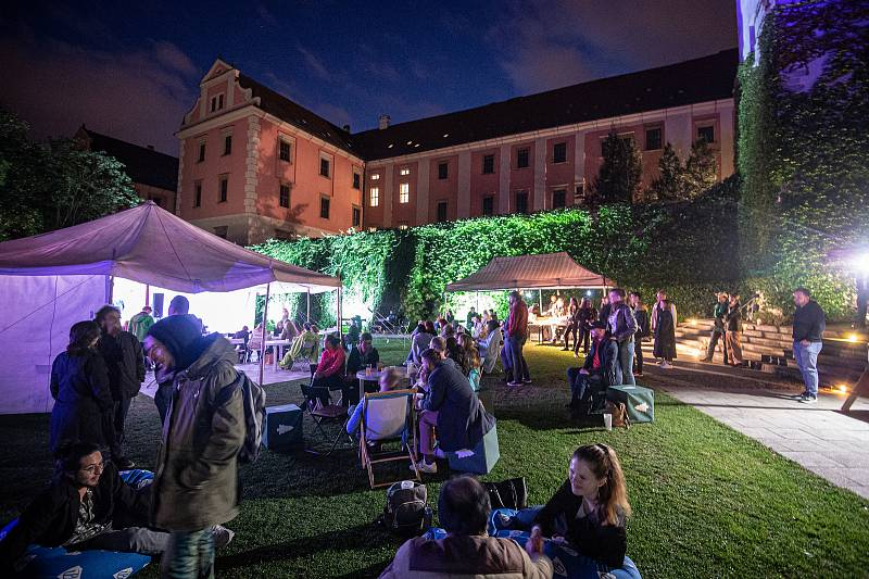 MEET UP - festival Univerzity Palackého v Olomouci, program na Konviktu 22. září 2021