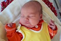 Natali Franková, Olomouc, narozena 21. prosince ve Šternberku, míra 50 cm, váha 3550 g