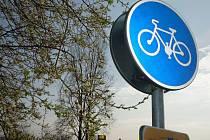 Cyklostezka z Řepčína na Poděbrady