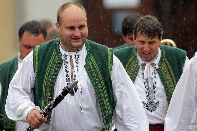 Jízda králů vobci Doloplazy na Olomoucku