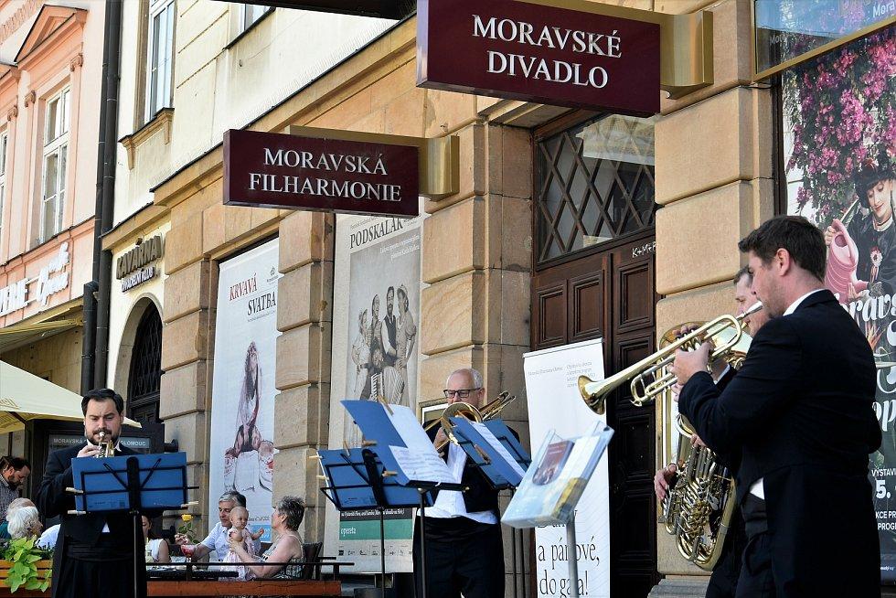 Svátky města jinak v ulicích Olomouce, 19. 6. 2021