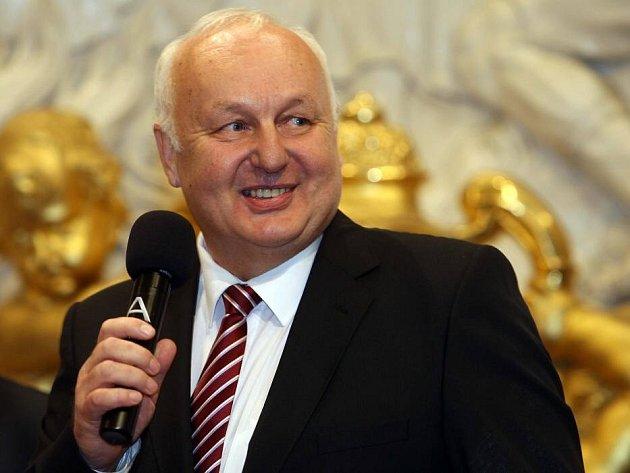 Podnikatelem roku Olomouckého kraje 2012 je Josef Žáček, ředitel společnosti Česko-slezská výrobní