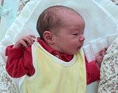Katrin Chválová, Štěpánov, narozena 5. září ve Šternberku, míra 49 cm, váha 3220 g