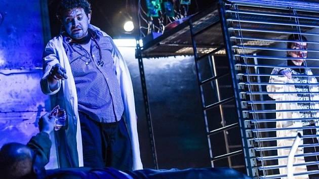 Divadelní hra Boj o přežití P.E.S.CH.O.!
