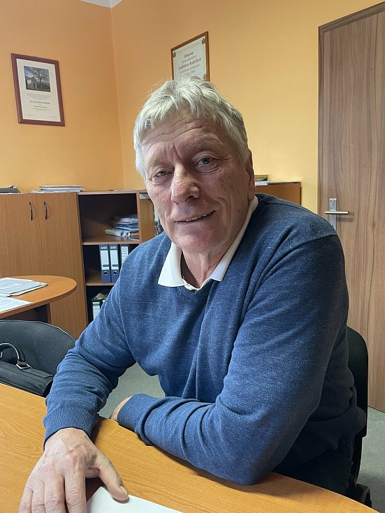 Starosta Dlouhé Loučky Ladislav Koláček (Starostové a nezávislí), 26. ledna 2021